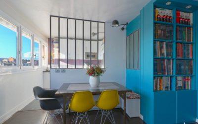 Appartement T4 Boulogne-Billancourt Jean Jaurès