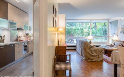 Appartement T4 Meudon avenue du Chateau
