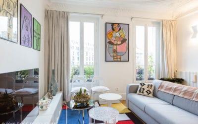 Appartement T2 Paris Ier arr. Les Halles