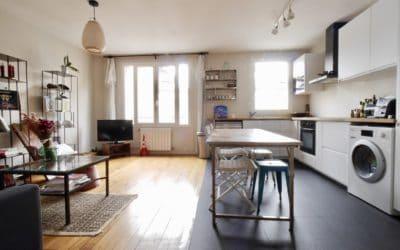 Appartement T3 Boulogne-Billancourt Galliéni