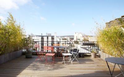 Appartement avec terrasse T3 Boulogne-Billancourt