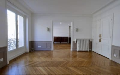 Appartement T4 Paris 16eme Mirabeau