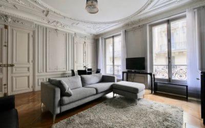Appartement T5 Paris 16 Boissière