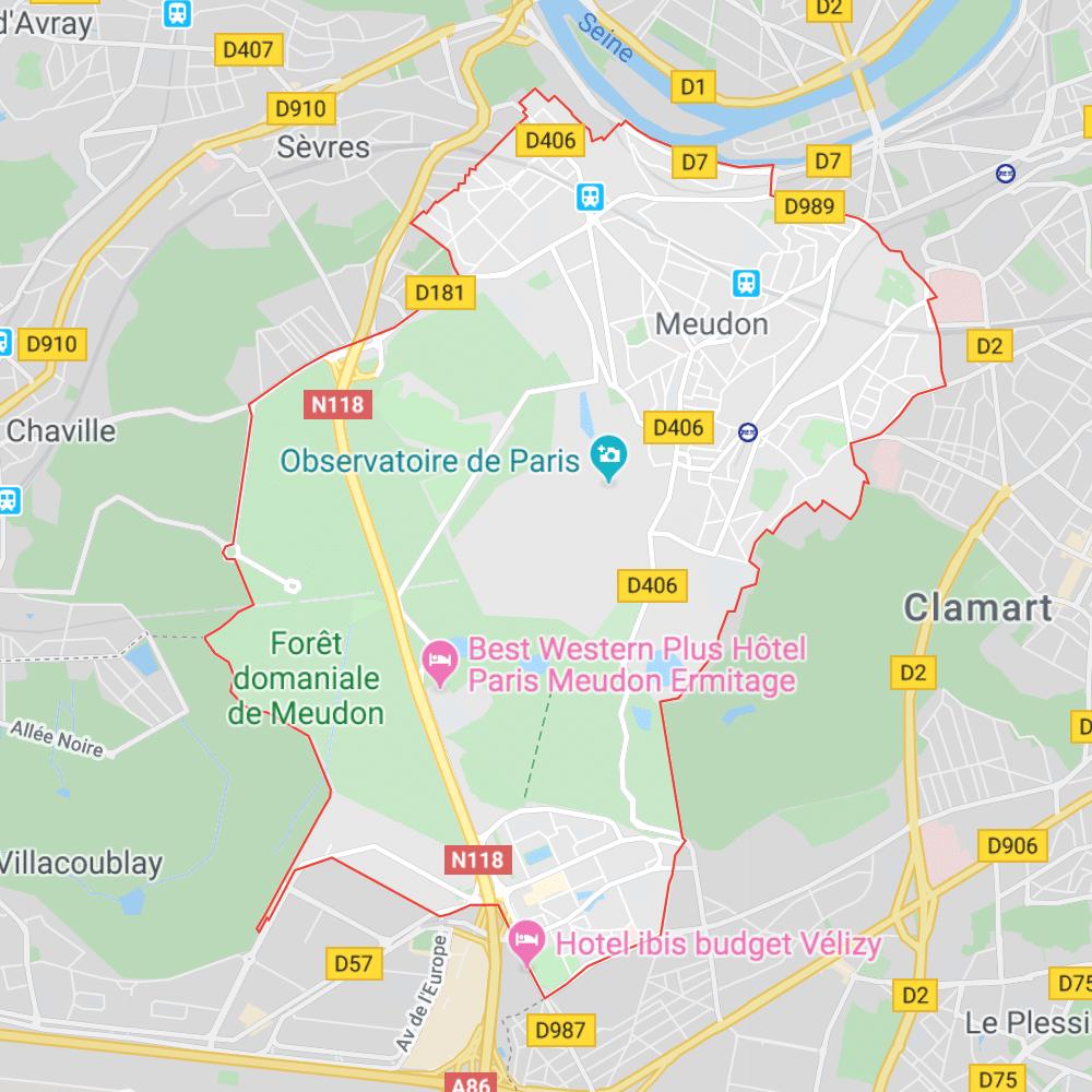 Estimation immobilière Meudon