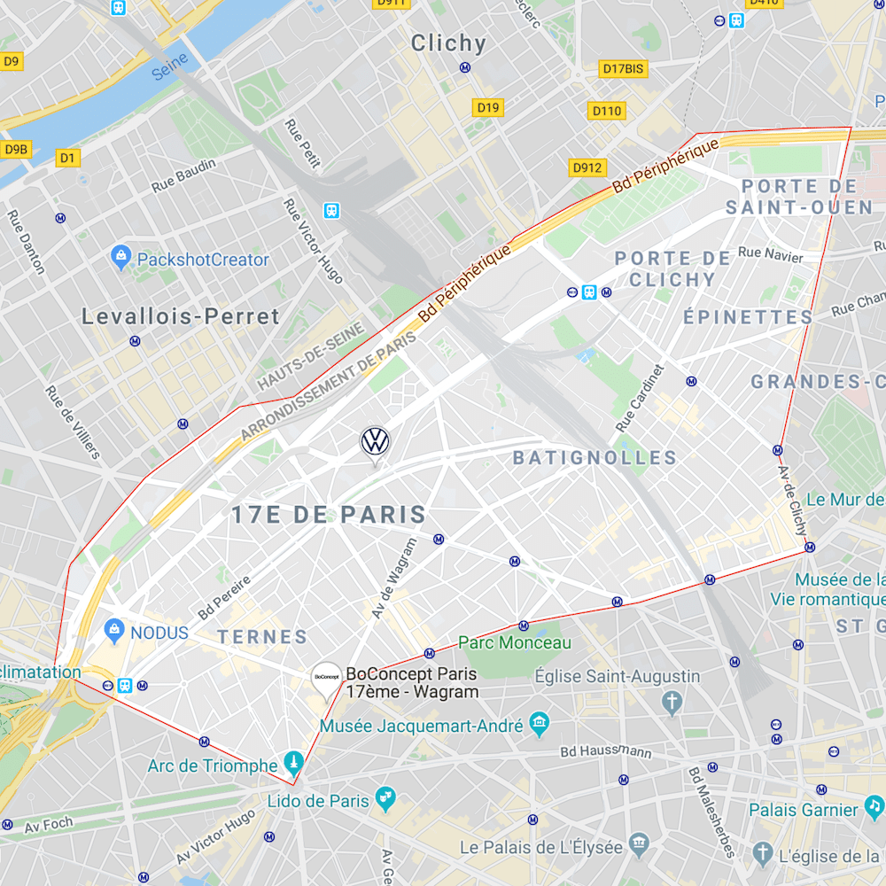 Estimer appartement Paris 17e – 75017