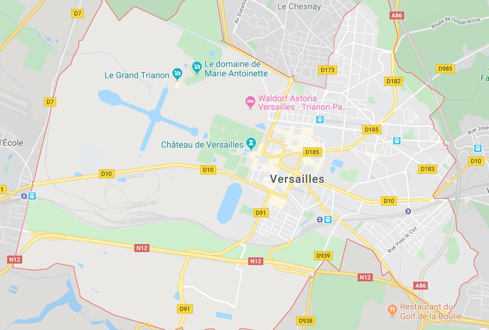 Estimation immobilière Versailles