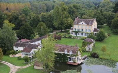 Domaine d'exception Fontainebleau