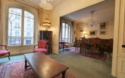 Appartement T4 Paris 15 Emile Zola