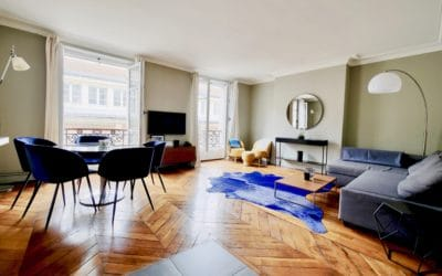 Appartement T3 Paris 17 Saint Ferdinand