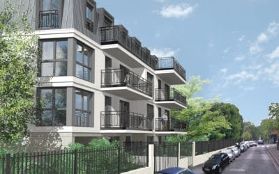 Appartement 4 chambres avec terrasse Garches