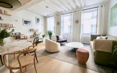 Appartement T4 Paris 1er Etienne Marcel